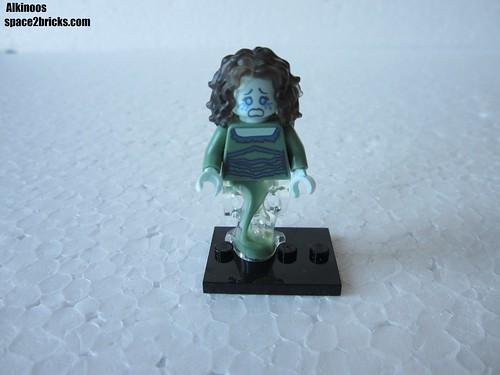 Lego Minifigures S14 Banshee p1