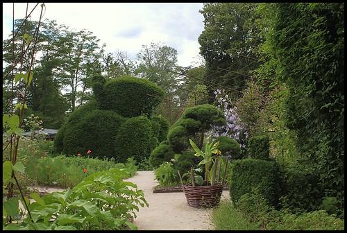 (41) Le potager de couleurs de Chaumont-sur-Loire 2012 22547547341_59471a1ef2