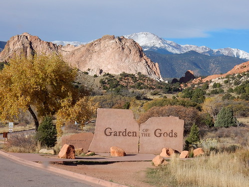 Colorado Springs - Garden of the Gods - 1