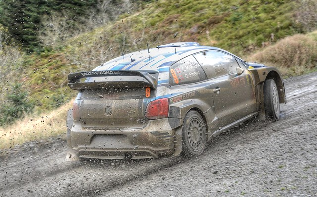 Volkswagen Polo R WRC - Mikkelsen