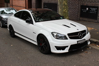 Mercedes Benz C204 AMG C63 | by jeremyg3030