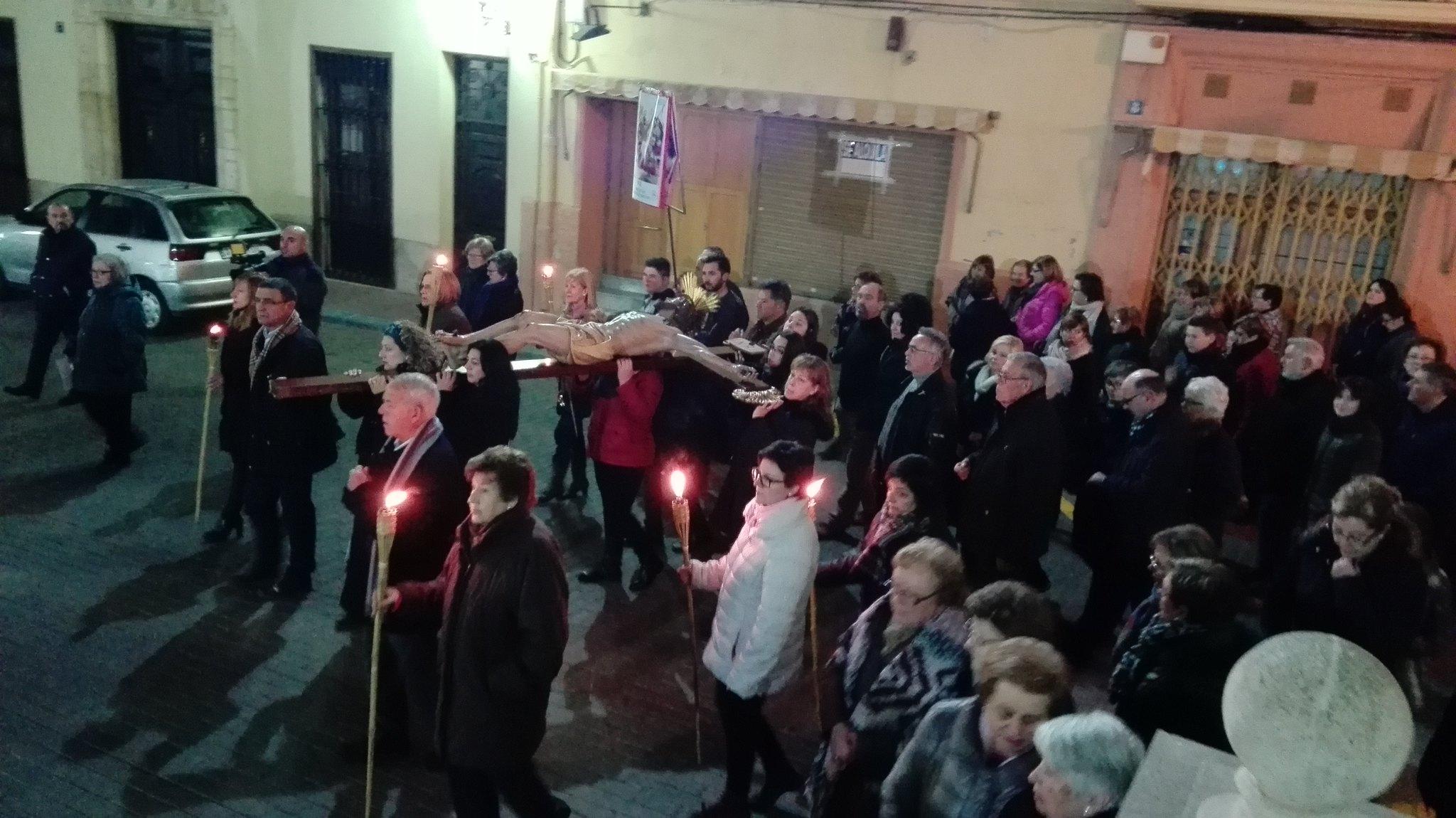 (2016-03-18) - VII Vía Crucis nocturno - Javier Romero Ripoll (036)