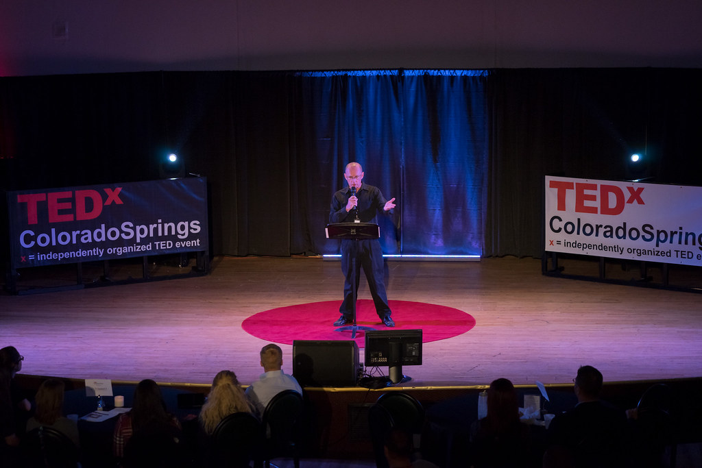 Mike Procell - TEDx Colorado Springs