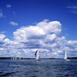 Downwind to the Mark