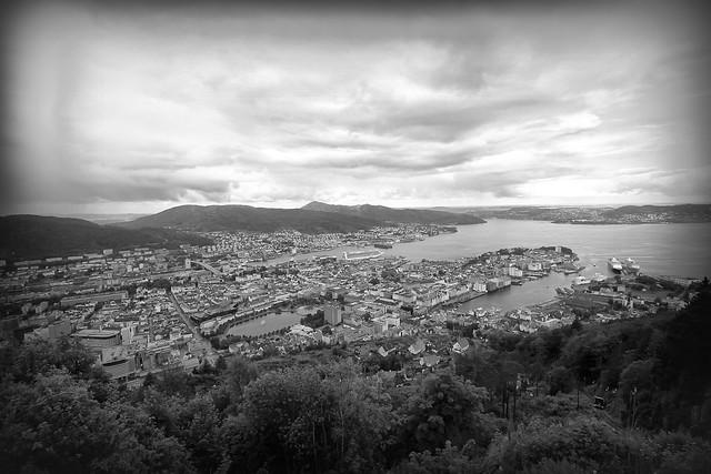 The Norwegian Cityscape