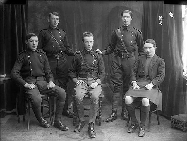 Fianna Éireann Council, 1915?