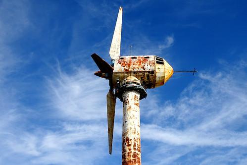 Rusty wind turbine   by radimersky