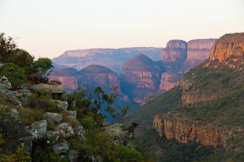 blyderivercanyon southafrica mpumalanga drakensbergescarpment threedrierondavels russellscottimages