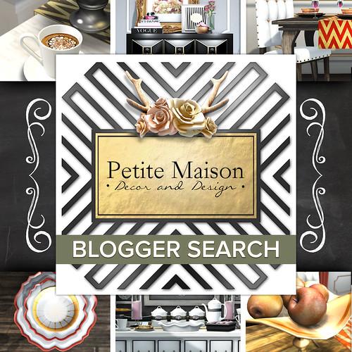 Petite Maison blogger search