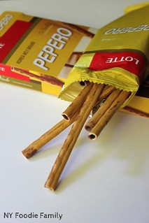 Lotte Pepero Nude   by NY Foodie Family