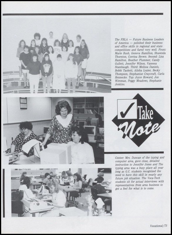 Greenup County Public Libraries: 1992 Greenup County High