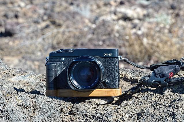 Fuji X-E1 and 35mm f 1.4