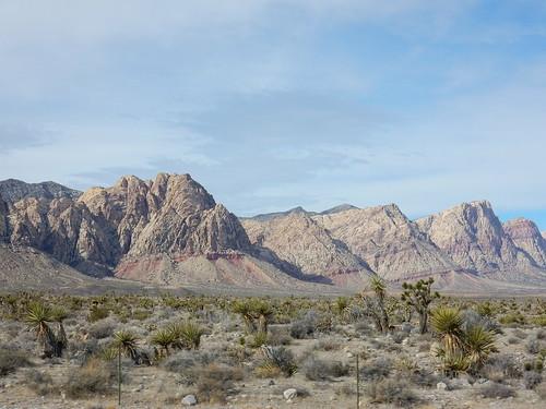Onderweg naar Death Valley - 1