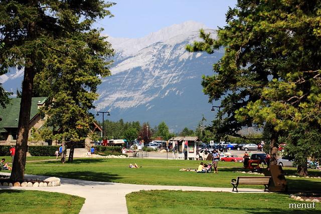 Vista des de Jasper - Canadà - Sight From Jasper