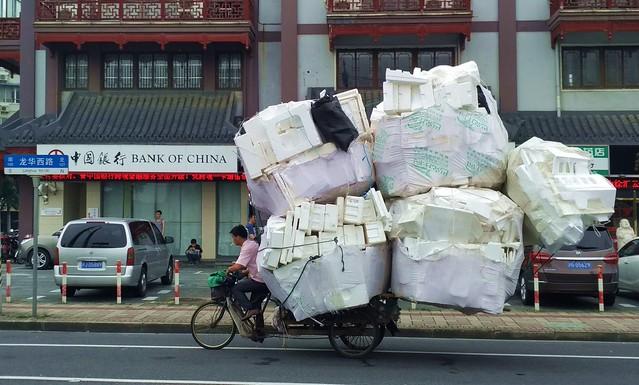 Shanghai - Styrofoam (slow)