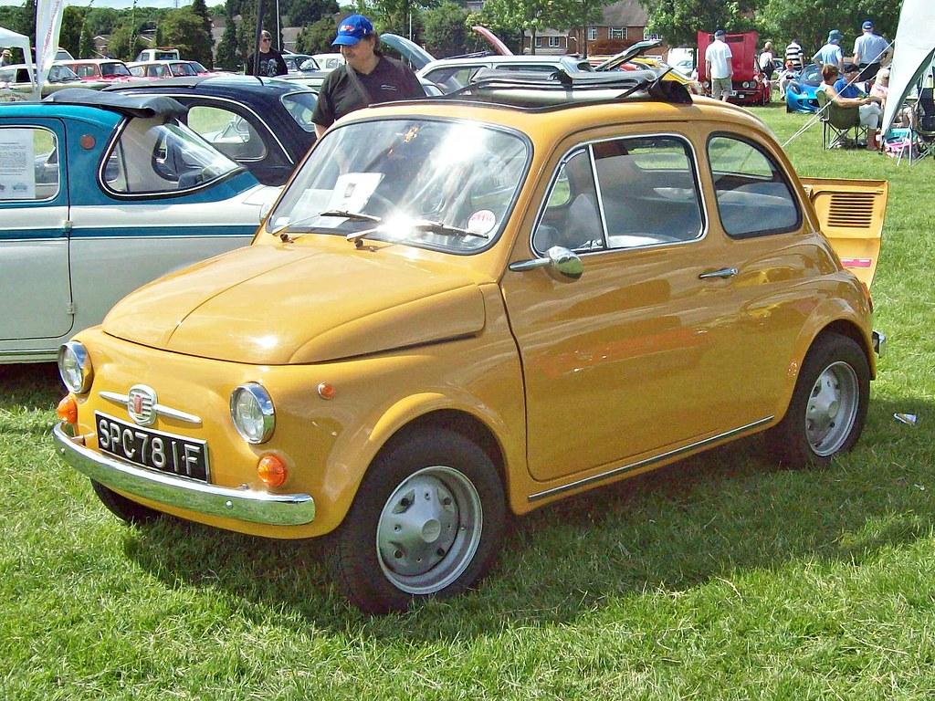 340 Fiat 500f 1967 Fiat 500 F 1965 73 Engine 499cc S2 Flickr