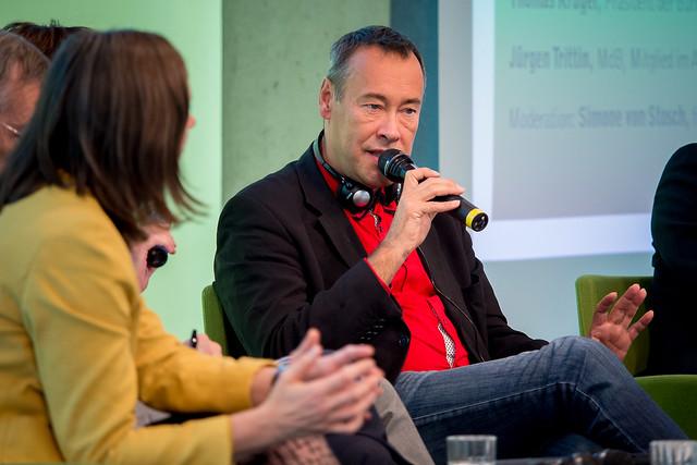 Thomas Krüger (Präsident Bundeszentrale für politische Bildung) Foto: Stephan Röhl