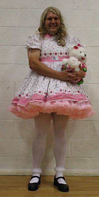 annemarie dress and snowflake