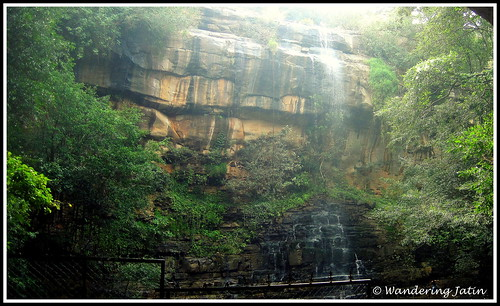 Mallela Theertham Waterfalls | by wanderingjatin