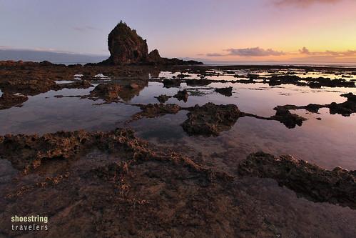 longexposure travel sea seascape water rock sunrise reflections landscape coast seaside outdoor philippines shore aurora islet baler waterscape rockformation ndfilter luksolukso diguisitbeach