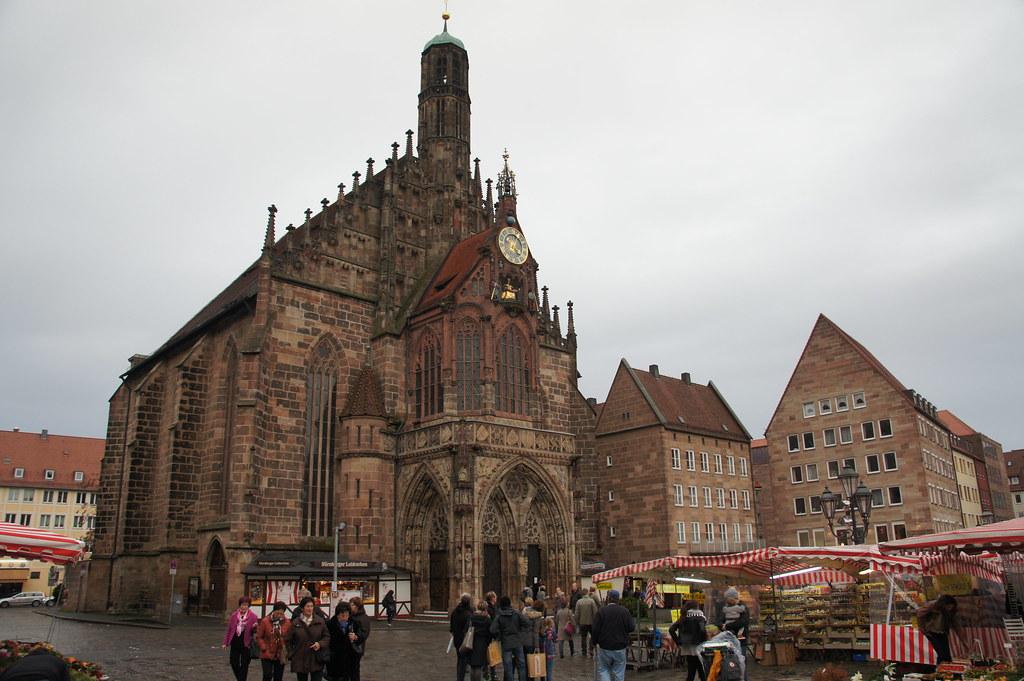 Nuremberg, Germany, November 2016
