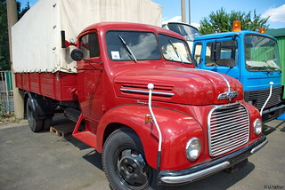 1954 Ford FK 4000 S