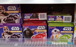 Royal Star Wars Galactic Berry, First Empire Punch, and Rebel Force Berry Gelatin | by theimpulsivebuy