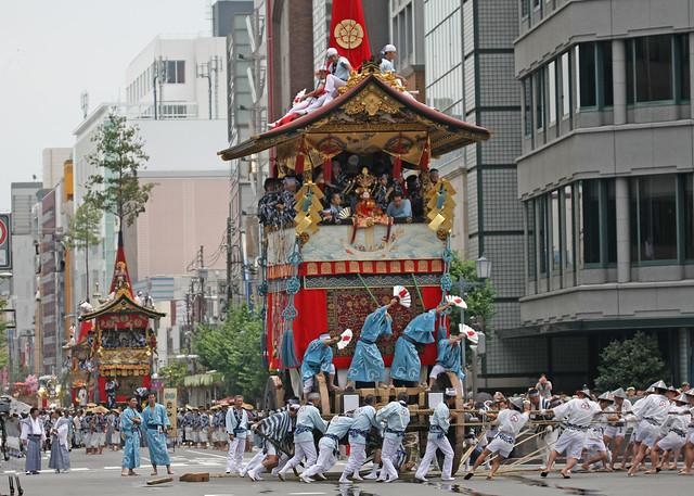 Gion Festival Kyoto