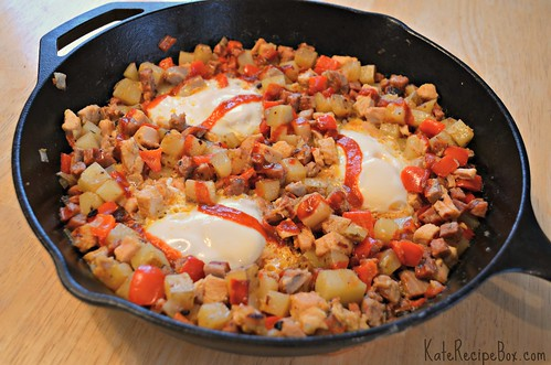 TurkeyChorizoHash | by katesrecipebox