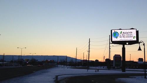 billboard wcaf