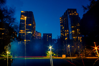 Apartments at Twilight | by VBuckley.com
