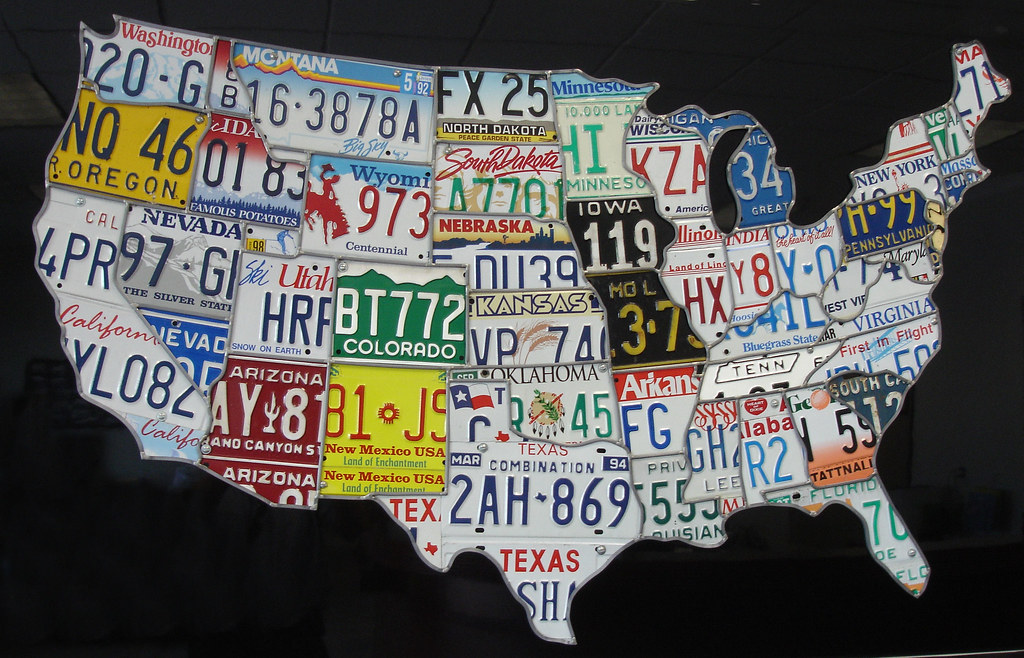 USA License Plate Map | Located in a Car Repair shop This is ... on license plate colors, license plate france, license plate malaysia, license plate water, license plate numbers, license plate mexico, license plate russia, license plate singapore, license plate italy, license plate clock, license plate art, license plate collection, license plate search, license plate germany, license plate united states, license plate syria, license plate china, license plate games, license plate country, license plate south africa,