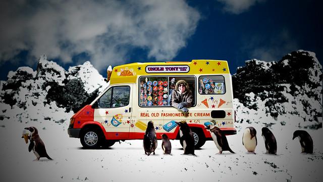 Ice cream day dream