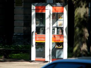 Wifi-taksofoniputka Riias
