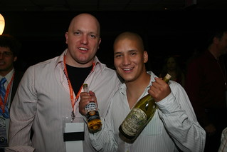 Marine with Rieckhoff