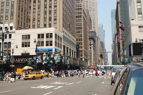 7th Avenue traffic | by kevin813