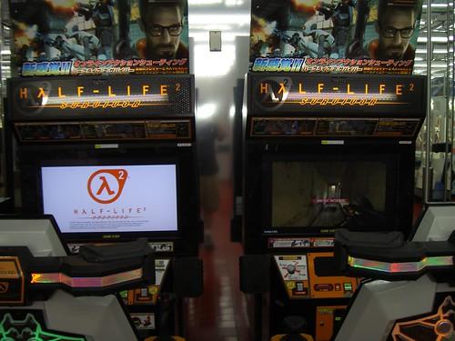 Half-Life...arcade?!? | by philkates