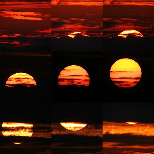 sun sunrise hamwithcam hwc nikkor destin 500mm everypicturetellsastory 2xextender 1600mmeffective 500mmf8nreflex 2006ash11 2006ash118