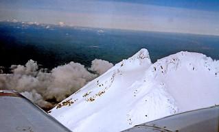 Shark's Tooth on Mt. Taranaki, New Zealand 1993