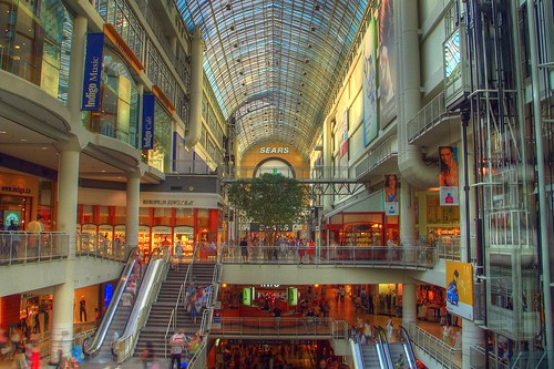 Eaton Centre HDR | by christopher.woo