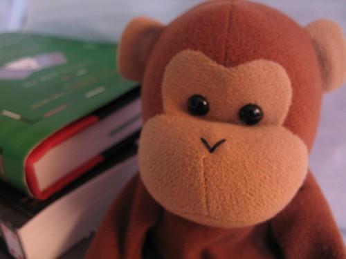 Poker Face, Monkey Style   by WilWheaton