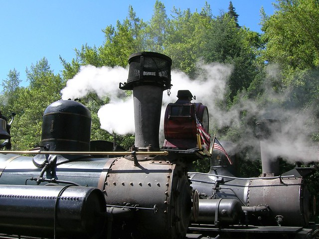 Letting Off Some Steam