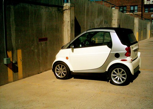 SMART car | by Kim Siever