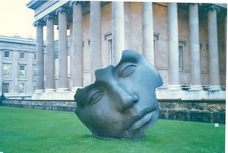 outside the British Museum | by Anosmia