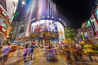 Beijing Road Guangzhou by Qicong Lin(Kenta)