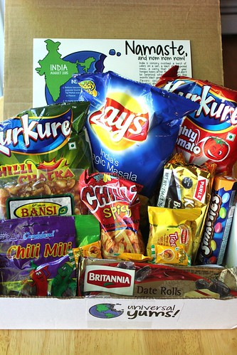Universal Yums! India Box | by NY Foodie Family