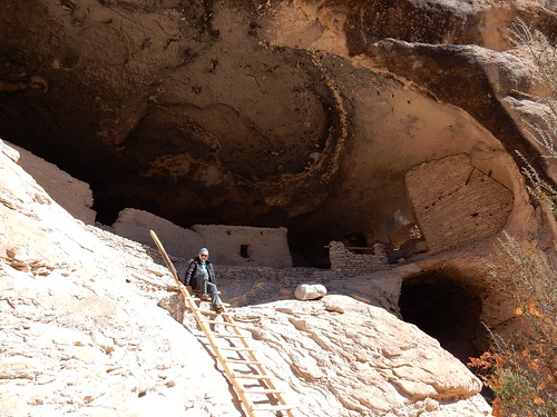 Gila Cliff Dwellings National Monument - 4