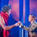 Ewan Donald & Claire-Marie Seddon as Mr Tumnus & Lucy