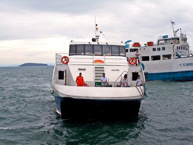 M/V Oceanjet-12
