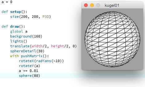 3D mit Processing.py | by Schockwellenreiter